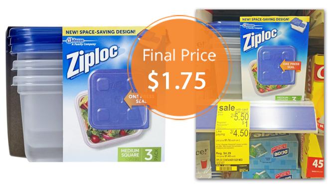 Ziploc-Walgreens