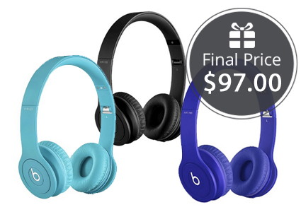 Live Black Friday Deals at Target–Beats by Dre, Only $97!