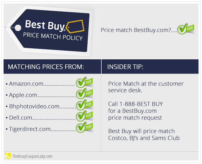 Holiday Support > Price Match Guarantee is Not being honored; Holiday Support Reply. Topic Options. However, after this encounter, I am questioning your business practices and advertisement claims under Best Buy's Price Match Guarantee. In short, the price was not matched and there was no valid explanation given for the denial.