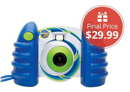 Discovery Kids Digital Camera, Only $30 Shipped!