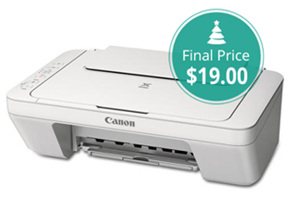 Hot Price! Canon PIXMA MG2920 Wireless Inkjet All-In-One, Only $19!