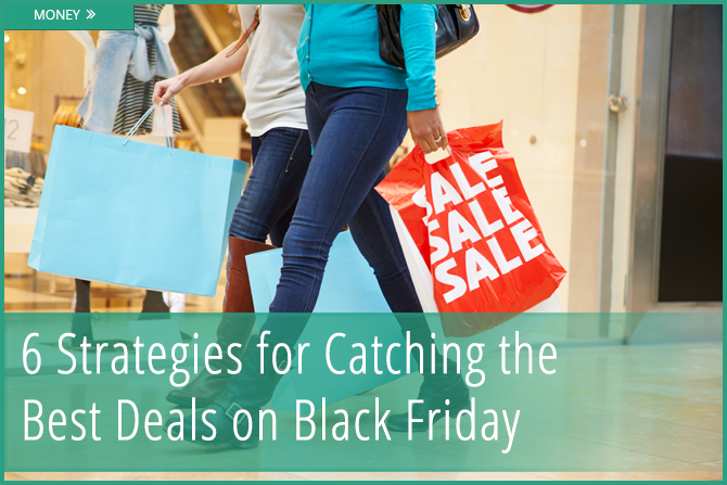 Here's how to prepare for Black Friday!