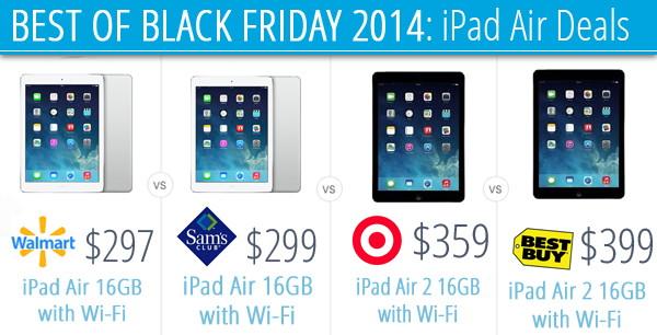 iPad Air deals