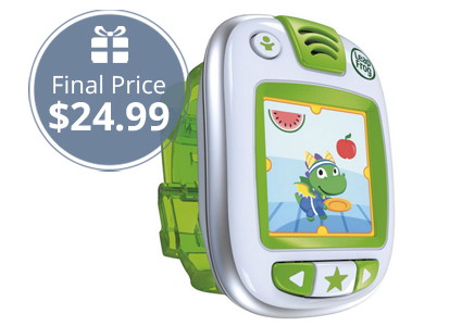 New Low Price–LeapFrog LeapBand, as Low as $24.99 Shipped!