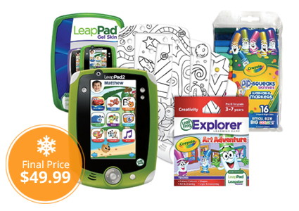 Save up to 70% on LeapFrog Tablets, Games and More!
