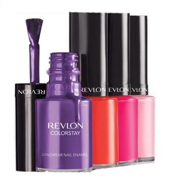revlon nail stock
