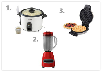 HOT! Black & Decker Small Appliances, as Low as $1.99 each!