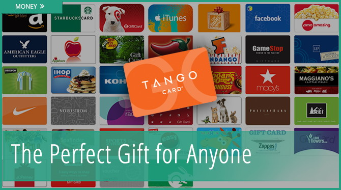 Meet the Tango Card: the Gift Card That Will Always Get Used ...