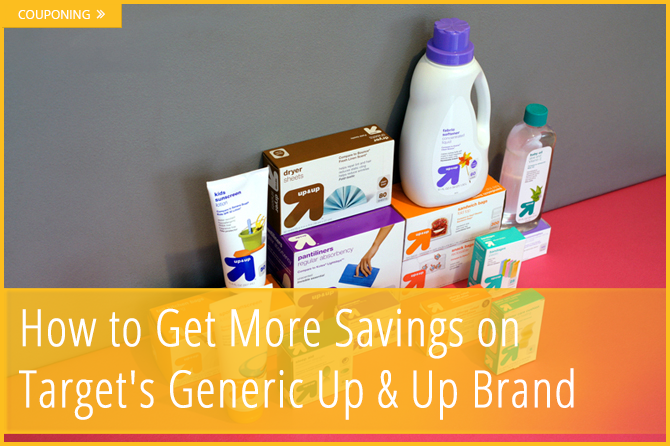 If you're going to buy generic, buy Up & Up! Here's why!