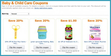 Krazy coupon lady amazon mom