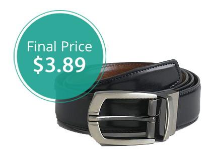 Men's Belts, Only $3.89!