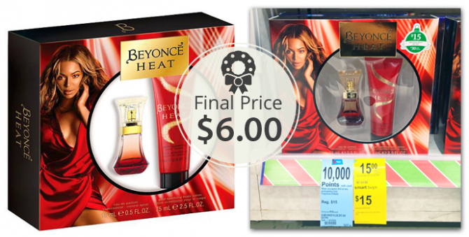 Beyonce Fragrance Gift Set, Only $6.00 at Walgreens! - The Krazy ...