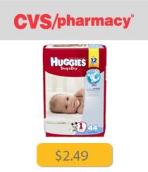 CVS Huggies