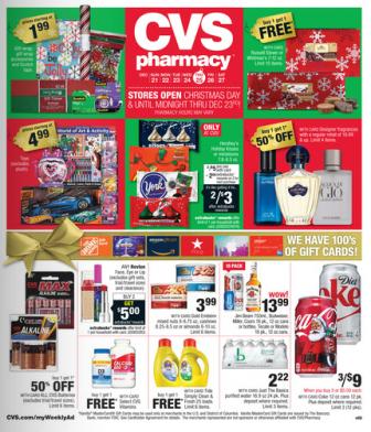 CVS ad 12-21