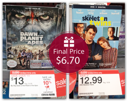 Dawn of the Planet of the Apes Target