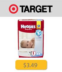 Huggies Diapers Target