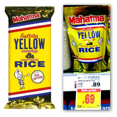 Mahatma Yellow Rice