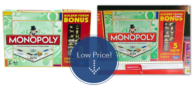 Monopoly-Target