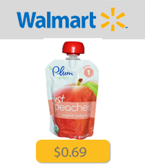 Plum Pouch Walmart