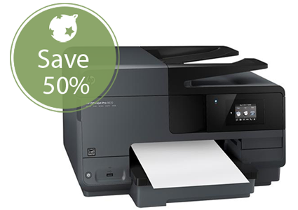 Save 50% on an HP All-In-One Wireless Printer!