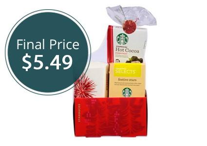 Save 50% on Starbucks Gift Sets at Walmart!