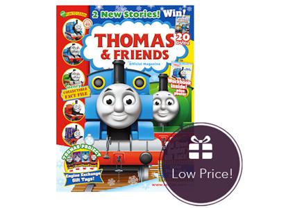 Thomas & Friends Magazine, Just $14.99 per Year!