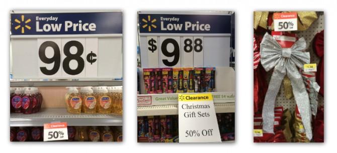 Christmas Clearance at Walmart-Cheap Softsoap and Gift ...