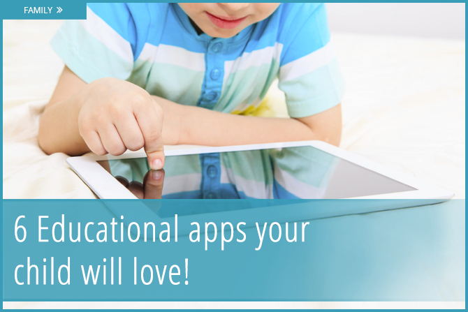 Encourage learning with these apps!