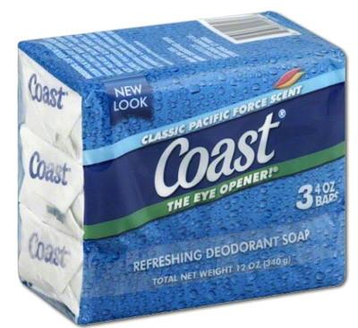 coast soap stock