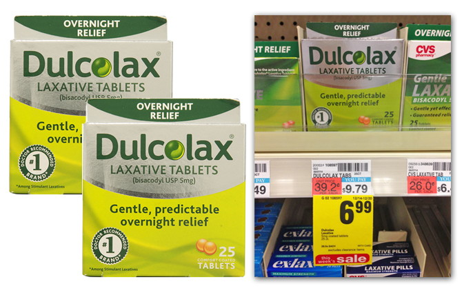 Free Dulcolax At Cvs After Mail In Rebate The Krazy