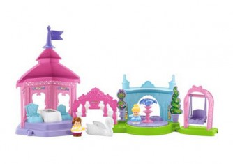 fisher-price princess set