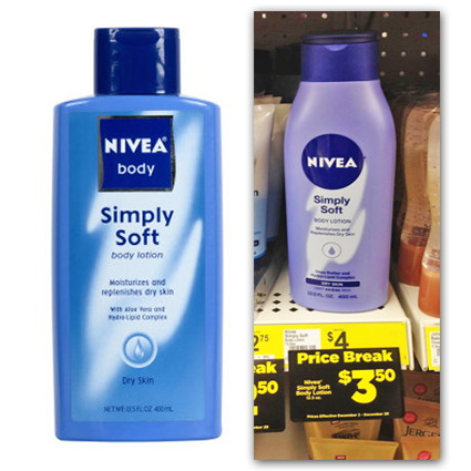 nivea-simply-lotion-dollar-general
