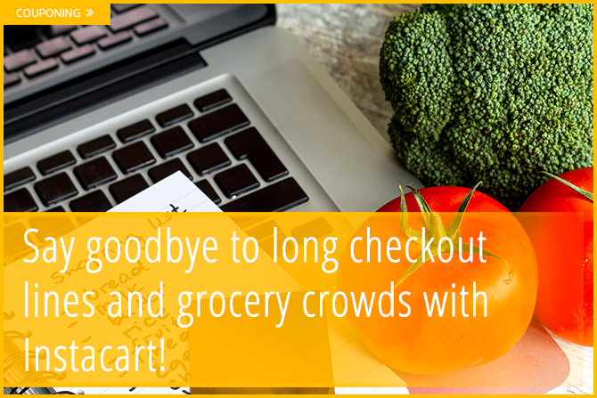 Shop for your groceries from home!