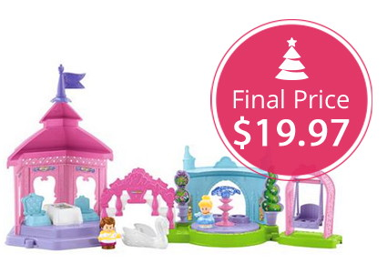 Hot! Fisher-Price Little People Princess Playset, Just $19.97!