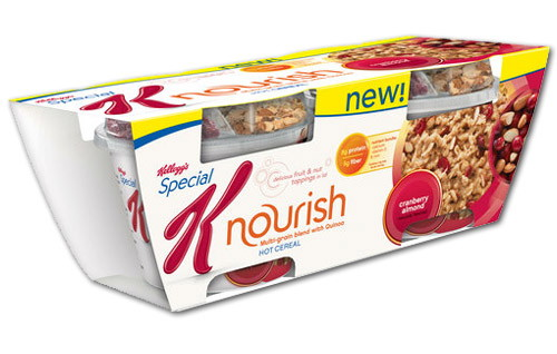 special k nourish stock