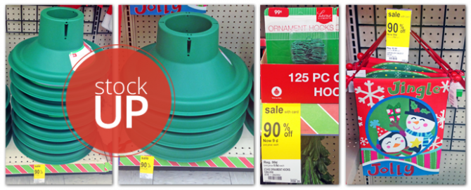 90% Off Christmas Clearance at Walgreens: $0.99 Tree Stands! - The ...