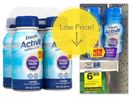 Ensure-Active-Rite-Aid