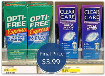 Opti free coupon 2018