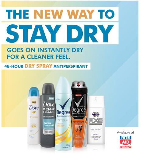 Rite Aid Dry Spray 4