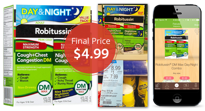 Robitussin-Coupon