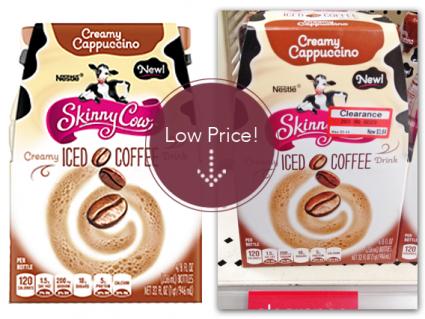 Skinny Cow Iced Coffee Target