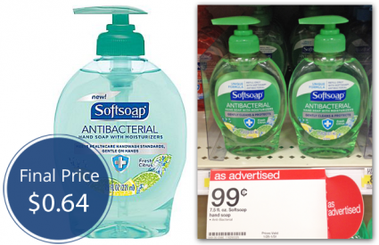 Softsoap Target