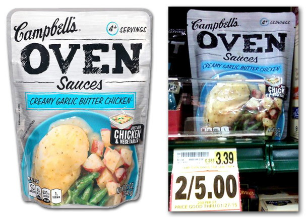campbells oven coupon