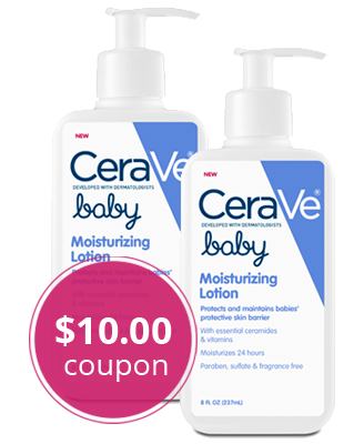 Cerave coupon march 2018