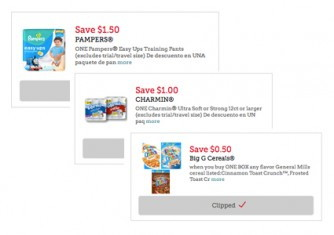 free coupons 11