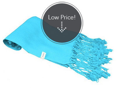 Pashmina Scarves, Starting at $3.29 Shipped!