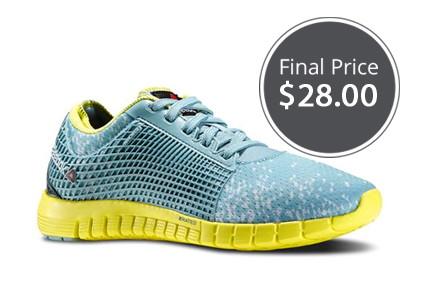 HOT! Men's & Women's Reebok ZQuick Shoes, Only $28 Shipped!
