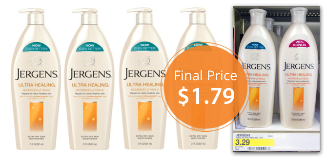 Jergens Lotion Target Jergens-ultra-healing-lotion