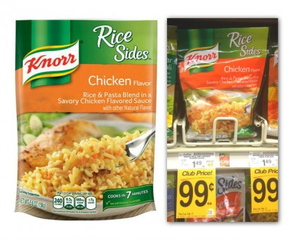 knorr rice sides coupons