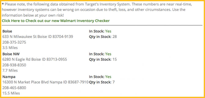 pic 3 - Inventory Checker